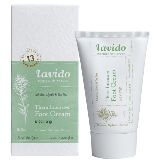 Lavido Thera-Intensive Foot Cream