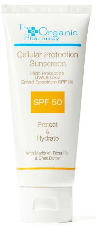 The Organic Pharmacy CELLULAR PROTECTION SUN CREAM SPF 50