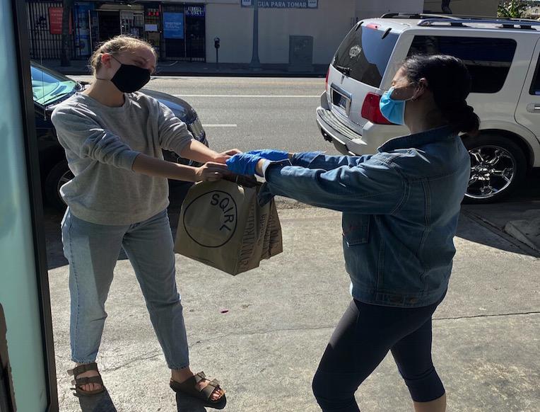Restaurant Workers Relief Program