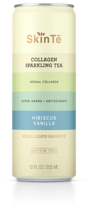 SkinTē SkinTē Collagen Sparkling Tea Twelve-Pack