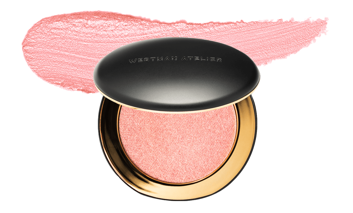 Westman Atelier Super Loaded Tinted Highlighter in Peau de Rose