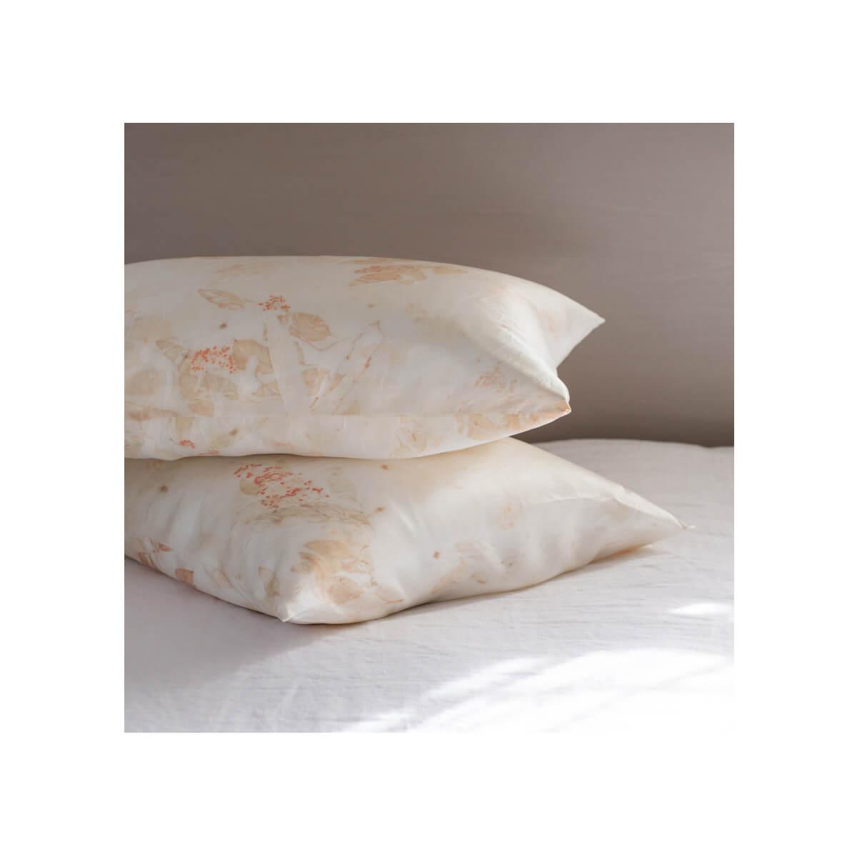 Elizabeth Few Studio Silk Pillowcase