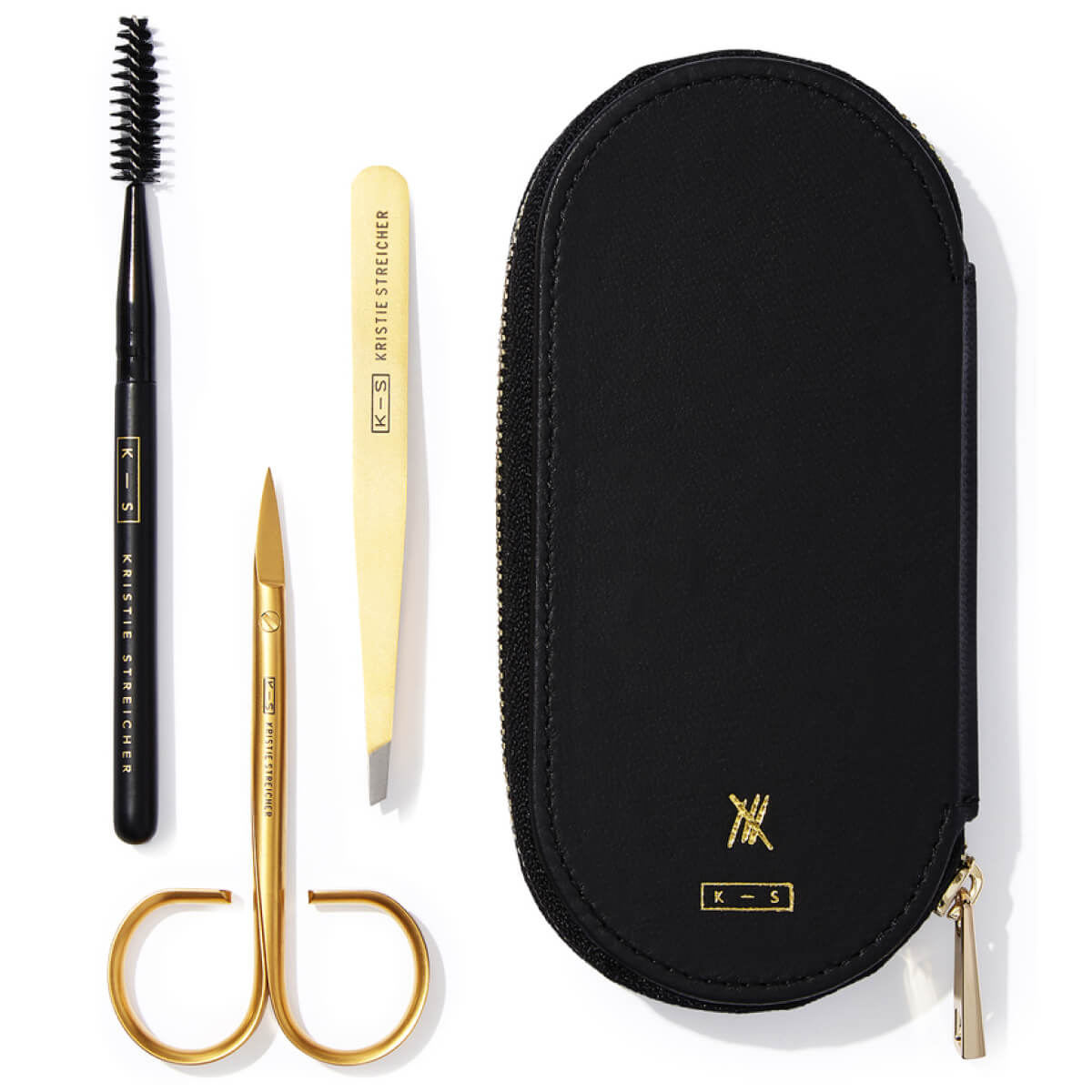 Kristie Streicher Essential Eyebrow Grooming Kit