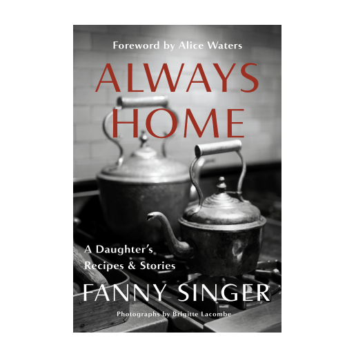 Fanny Singer Always home book