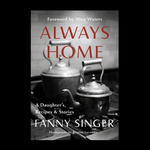 Fanny Singer Always home book