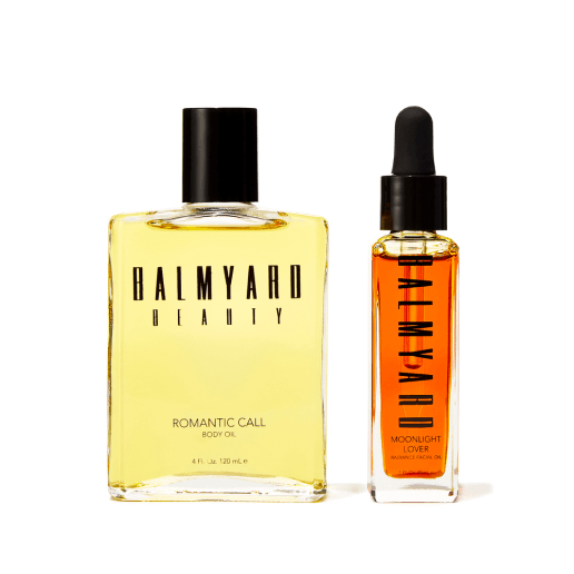 Balmyard Beauty oil duo