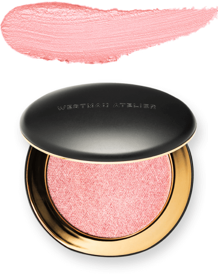 Westman Atelier Super Loaded Tinted Highlight successful  Peau de Rose