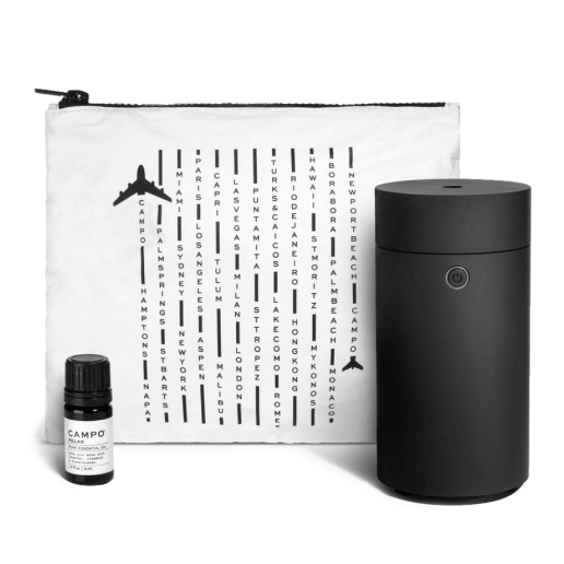 Campo Relax Travel Diffuser Set