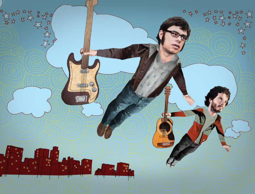 <em>Flight of the Conchords </em>