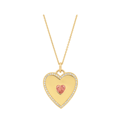 Jennifer Meyer Large Heart Pendant