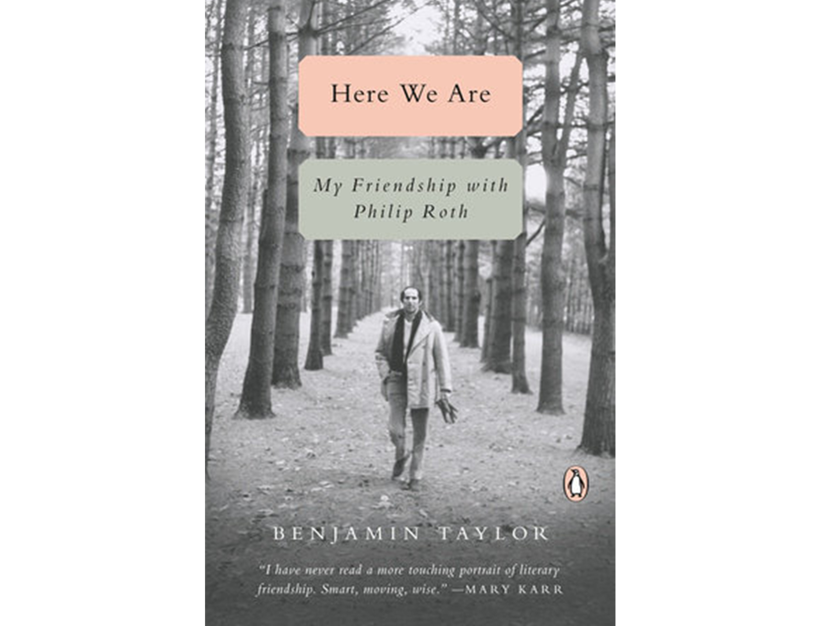 <em>Here We Are</em> by Benjamin Taylor