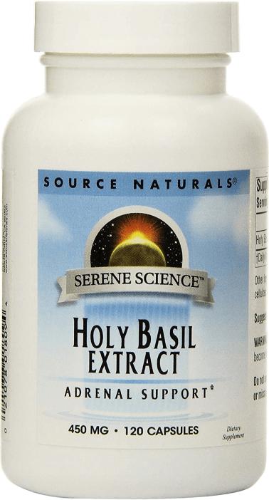 SOURCE NATURALS HOLY BASIL