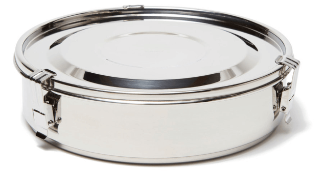 Onyx Divided Airtight Food Storage Container