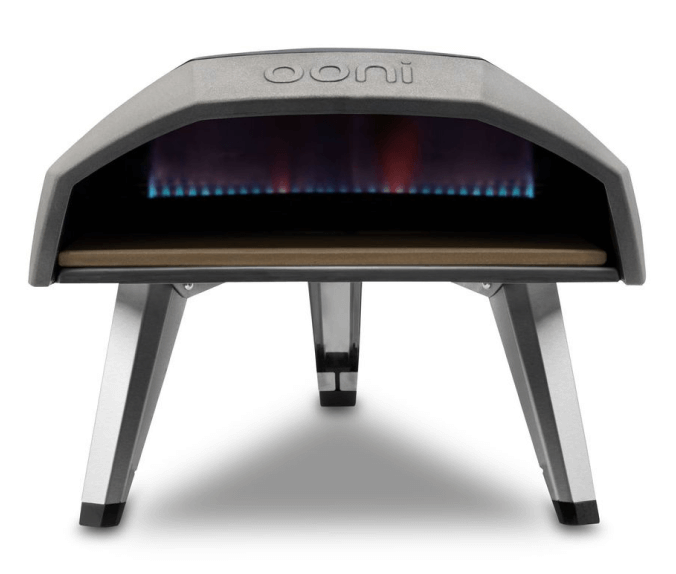 Ooni Koda Gas-Powered Outdoor Pizza Oven + Peel