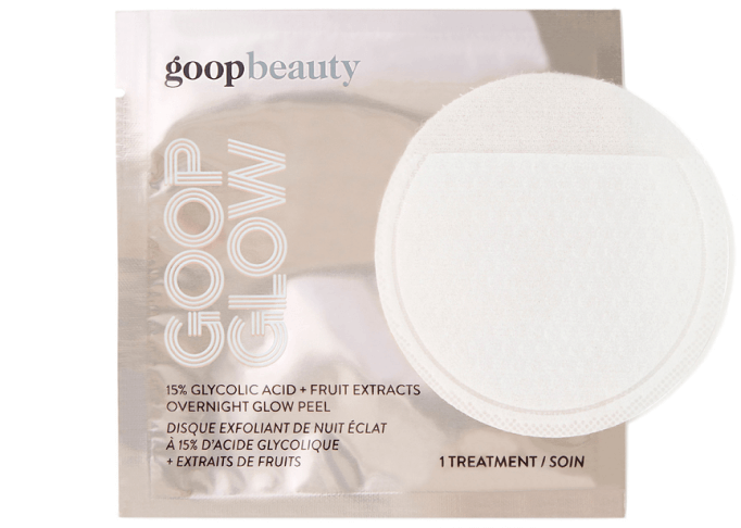 goop Beauty GOOPGLOW 15% GLYCOLIC ACID OVERNIGHT GLOW PEEL
