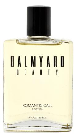 Balmyard Romantic Call Body Oil