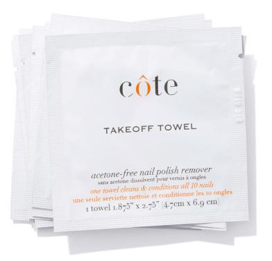 Cote Takeoff Towel