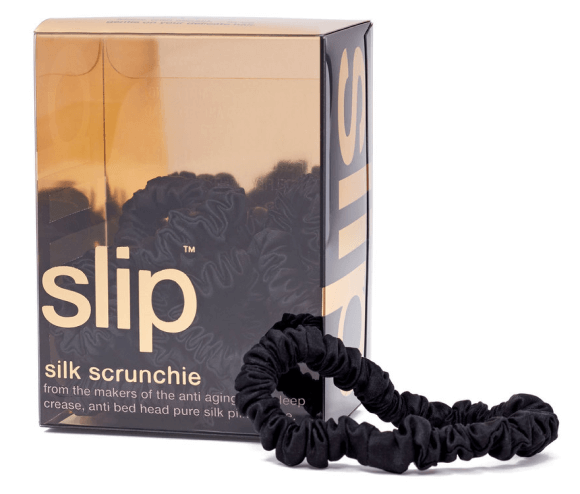 Slip SILK SCRUNCHIES - SMALL