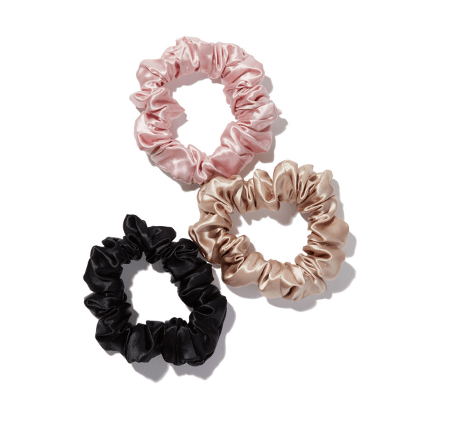 Slip Silk Scrunchies – Large