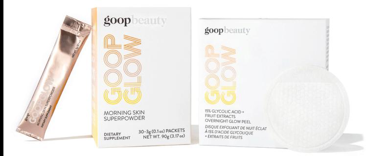 goop Beauty GOOPGLOW Inside Out Glow Kit
