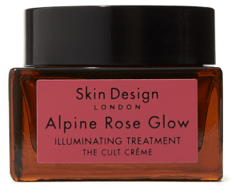 Skin Design London Alpine Rose Glow Moisturizer