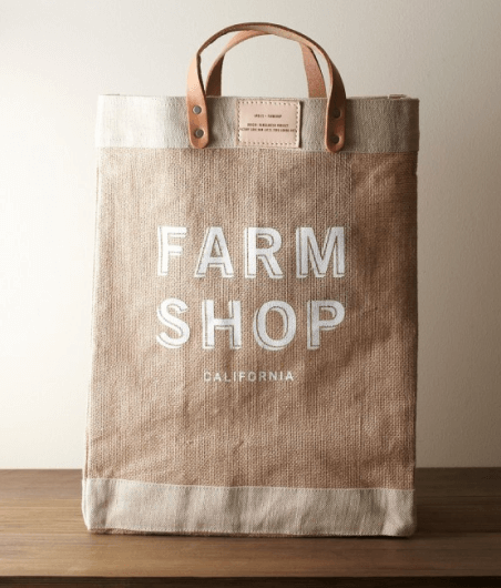 FARMSHOP TOTE