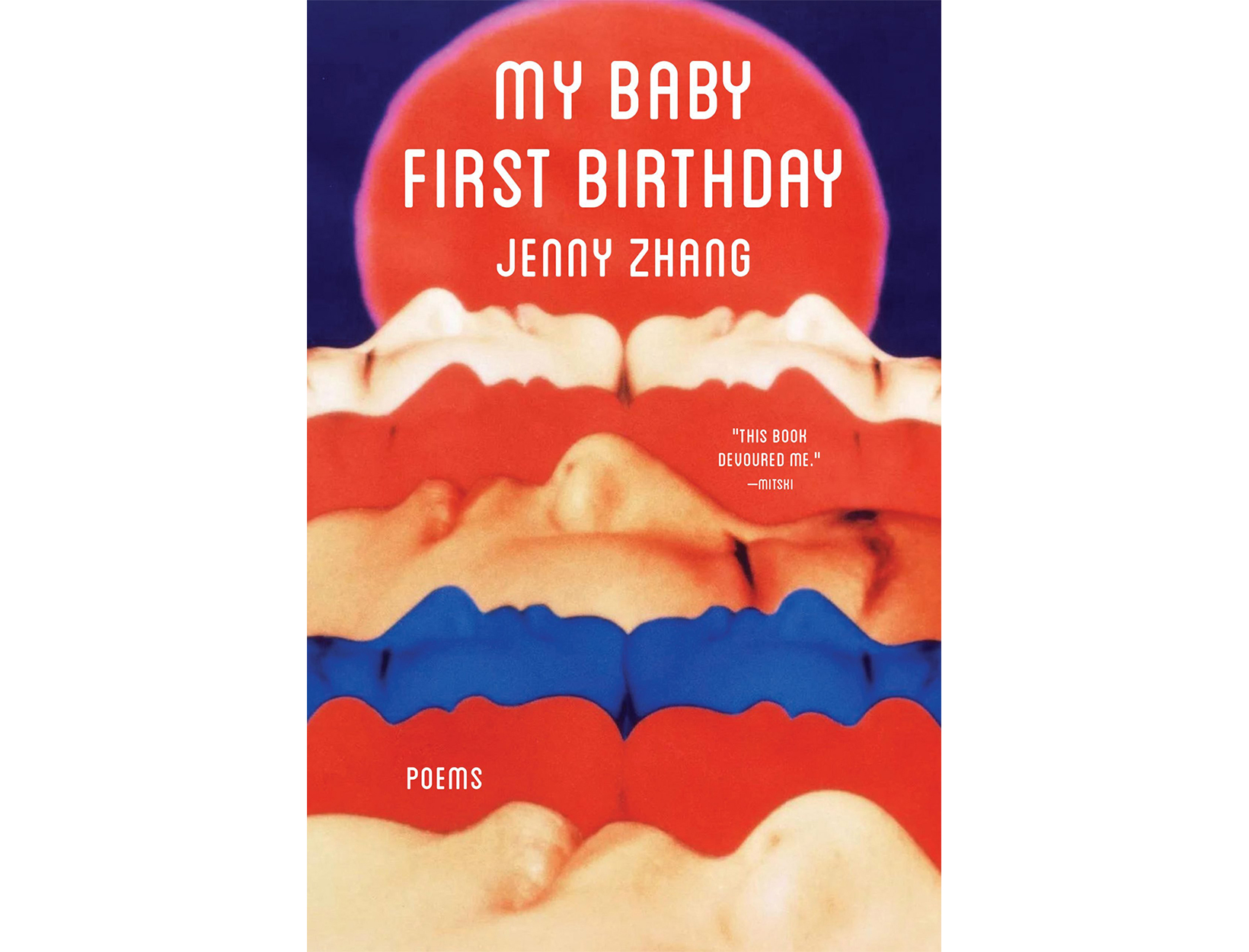 <em>My Baby First Birthday</em> by Jenny Zhang