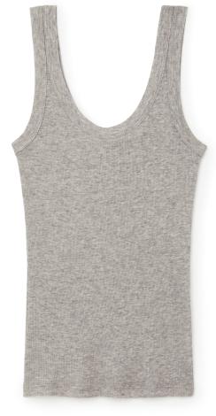 G. Label lee rib tank