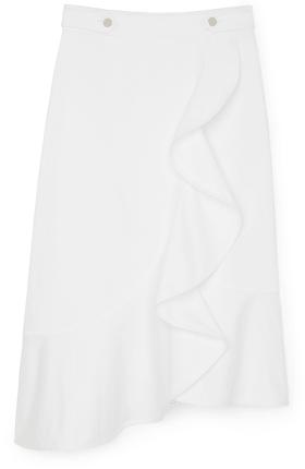 G. Label             ripley ruffle skirt