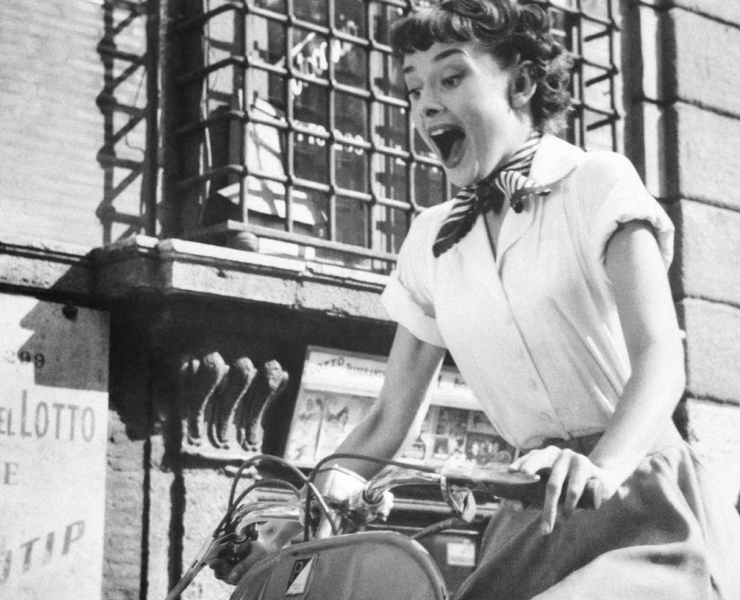 Roman Holiday movie image
