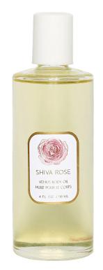 Shiva Rose             body oil