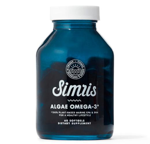 Simris Algae Omega-3