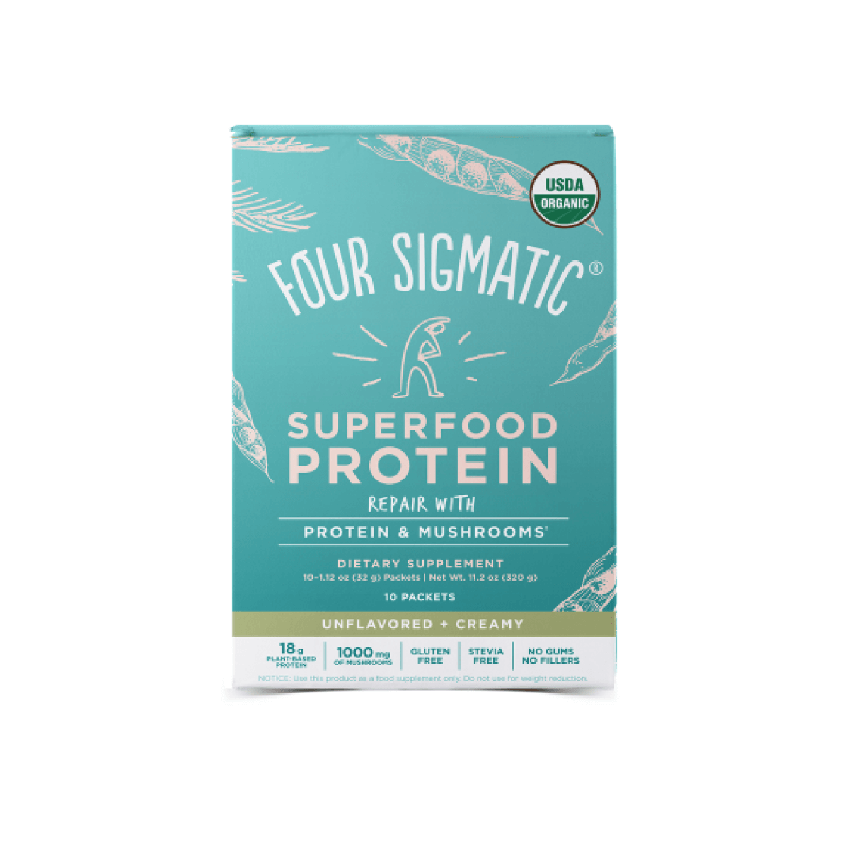 FOUR SIGMATIC SUPERFOOD PROTEIN