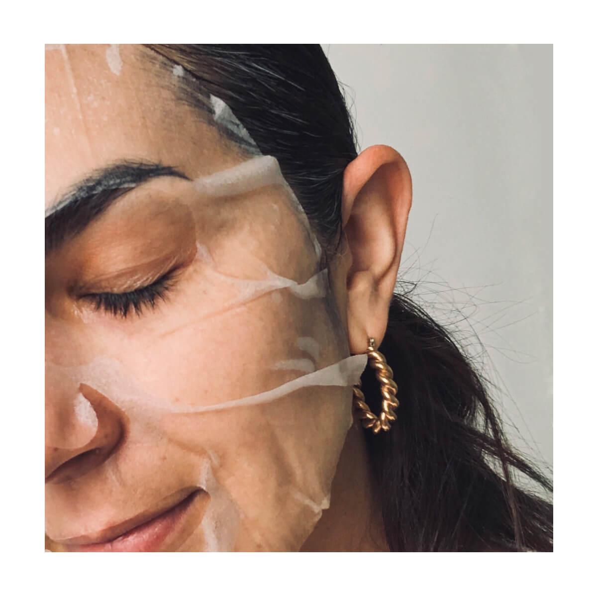 renee rupich face mask