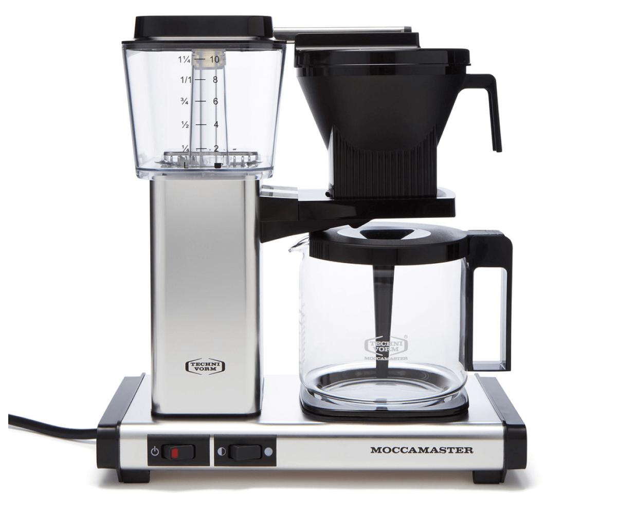 Moccamaster KBG Coffee Maker