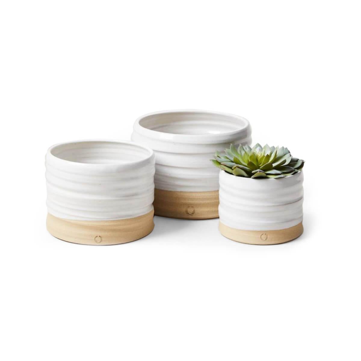 Farmhouse Pottery Pots