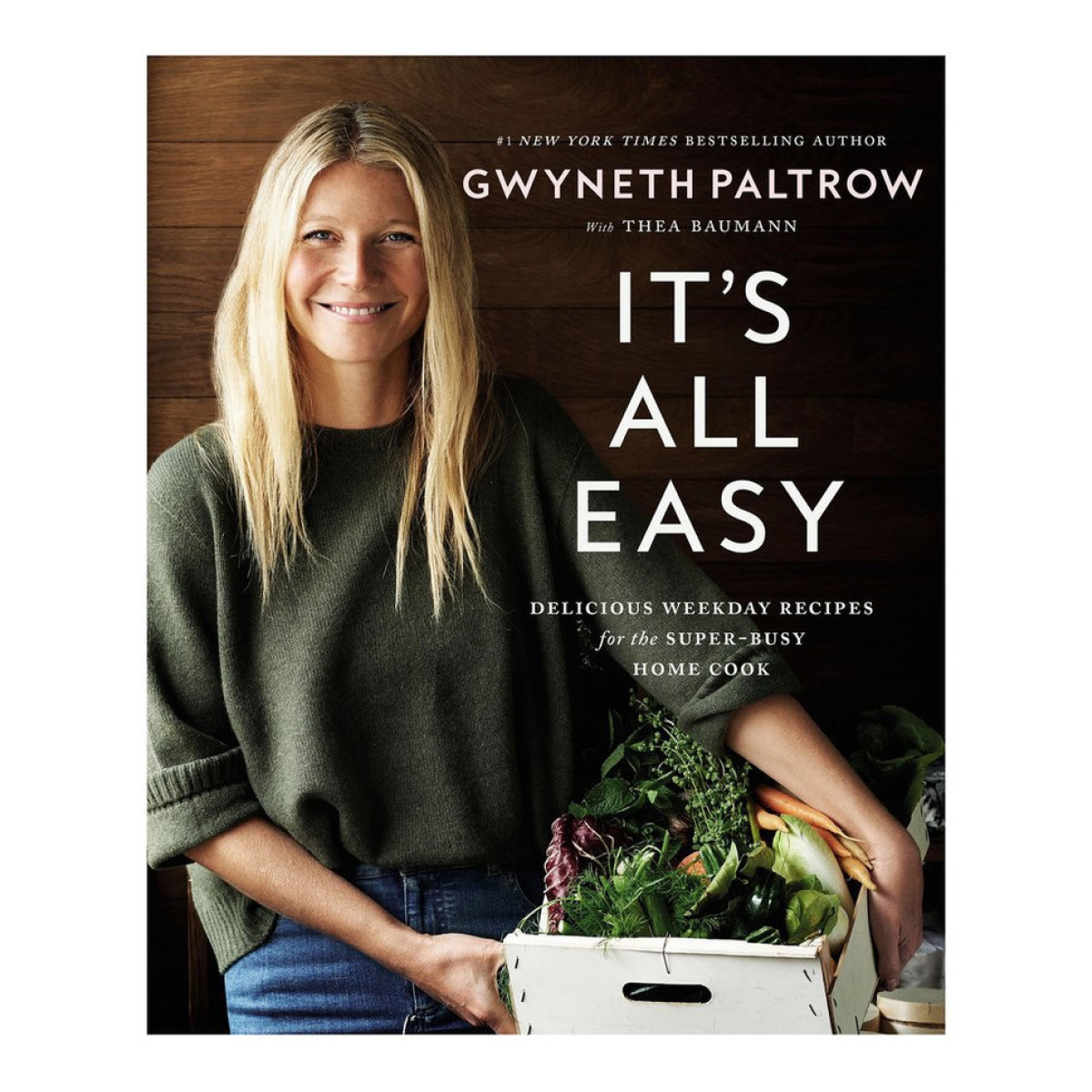 Hachette IT'S ALL EASY, AUTOGRAPHED VERSION