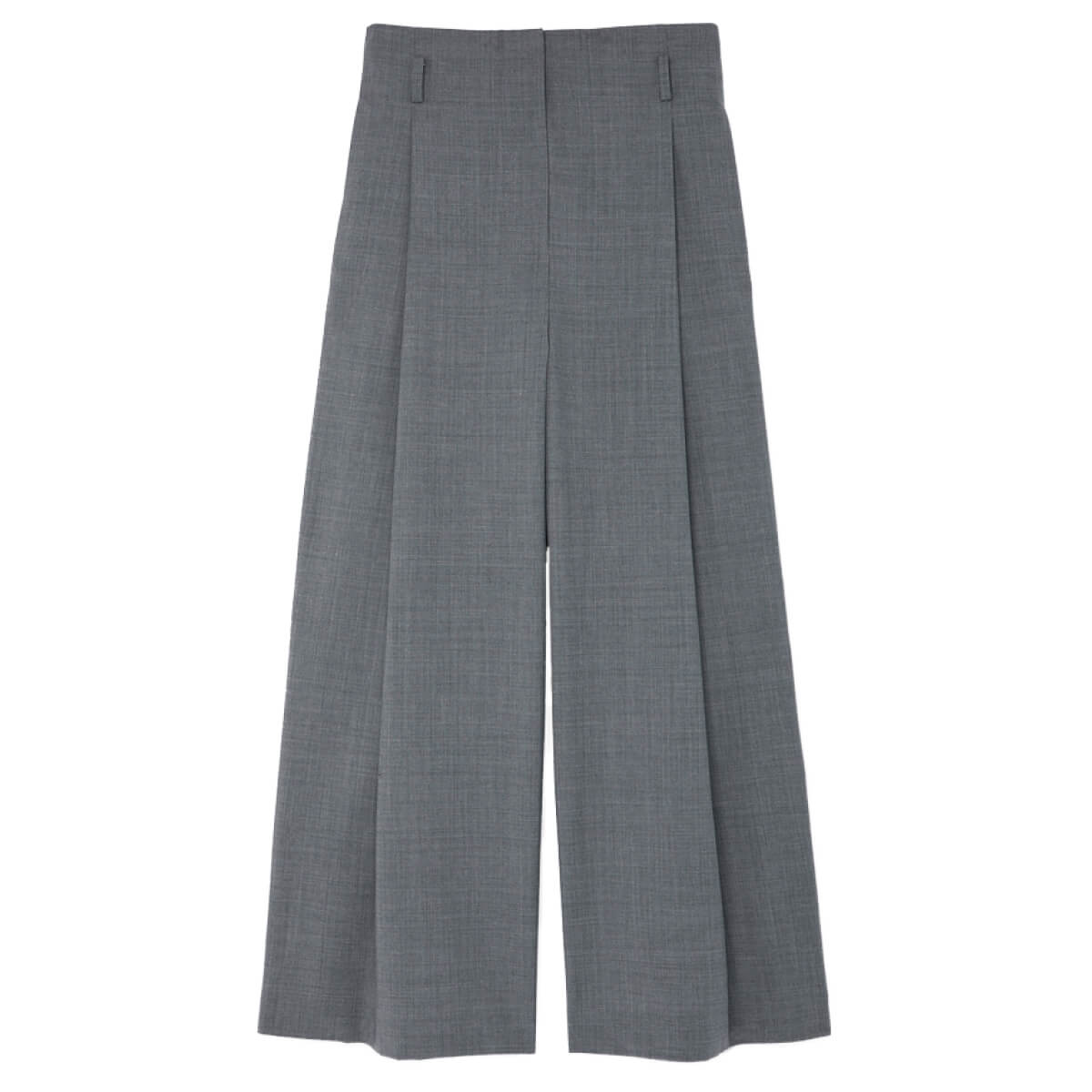 G. Label VASQUEZ HIGH-WAISTED PLEATED CULOTTES