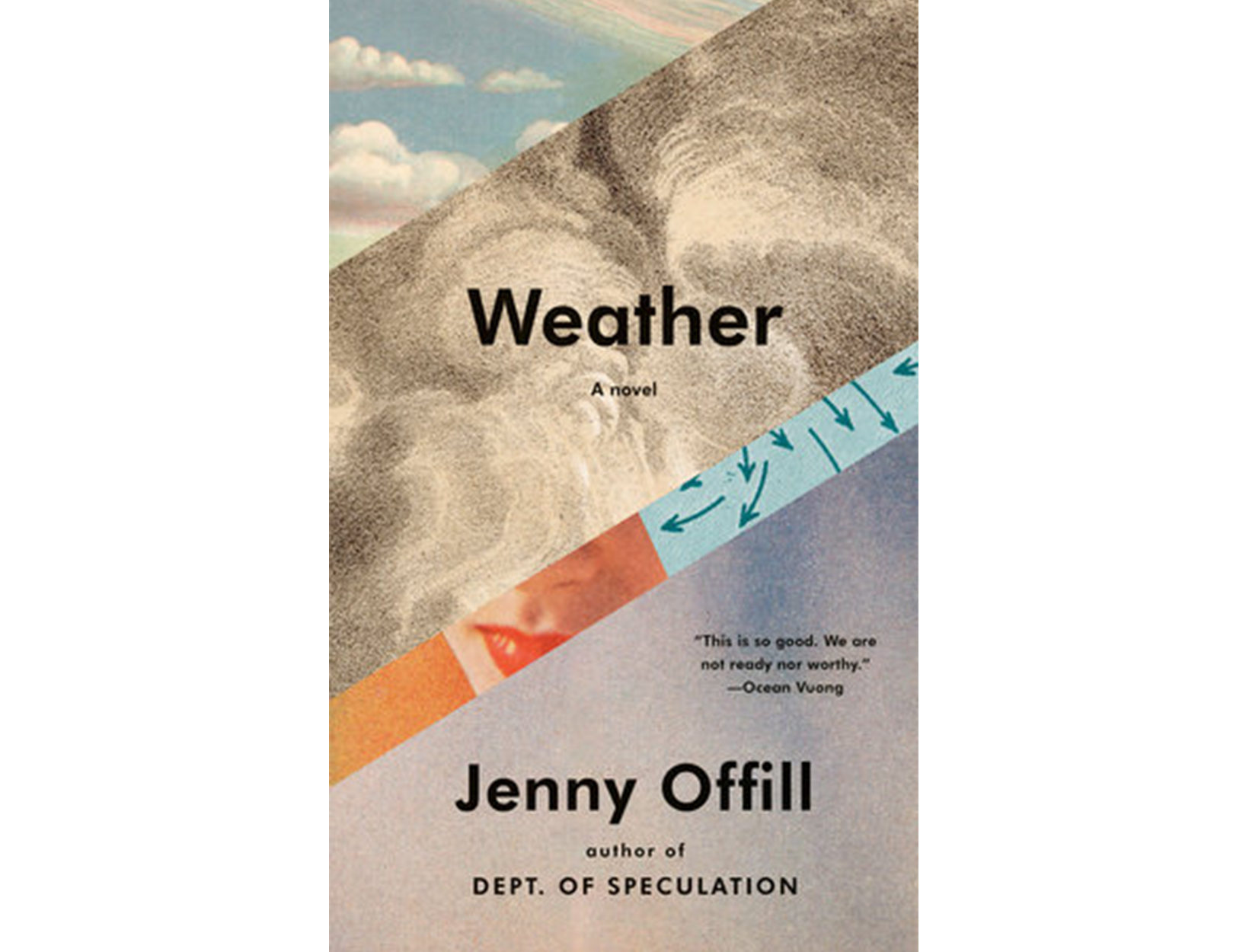 <em>Weather</em> by Jenny Offill