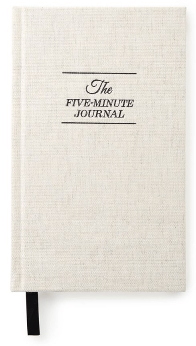 Intelligent Change Five-Minute Journal