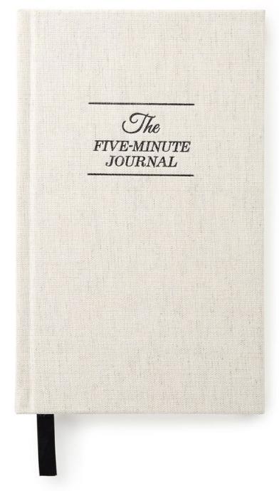 Intelligent Change Five-Minute Journal