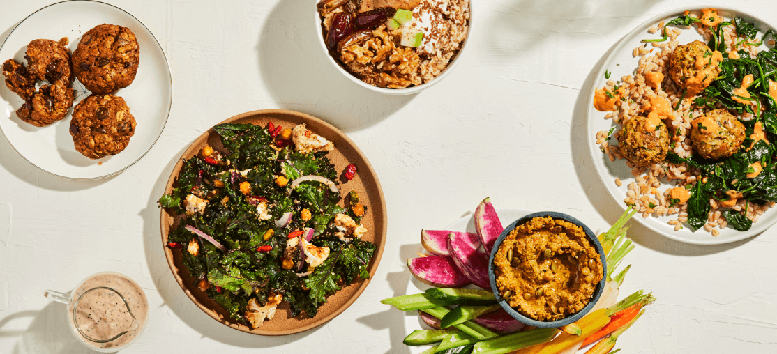 EAT SUNNY MEAL PLANS