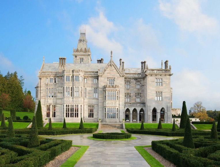 Adare Manor <br>Limerick, Ireland</em>