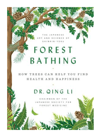 Bookshop Forest Bathing: How Trees Can Help You Find Health and Happiness