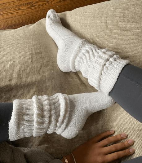 Brother Vellies socks