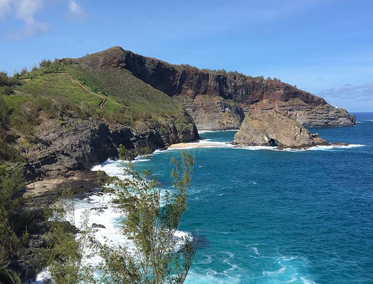 Kauai <br>Hawaii, Amerika Syarikat</em>