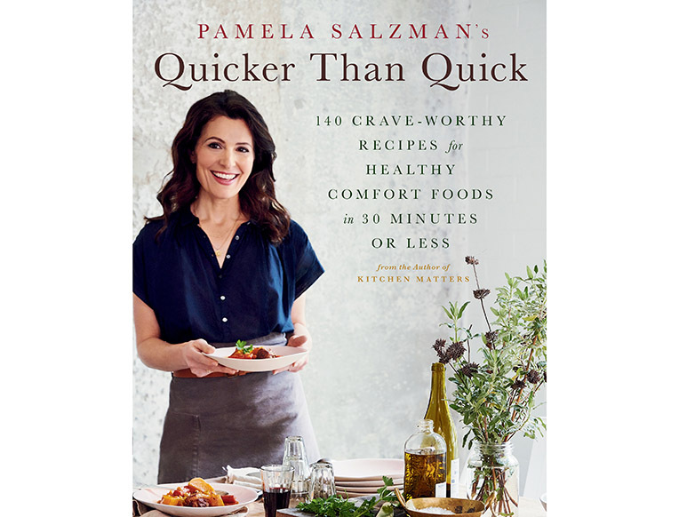 <em>Quicker Than Quick</em> by Pamela Salzman