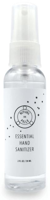 Rituel de Fille Essential Hand Sanitizer Spray 2 oz