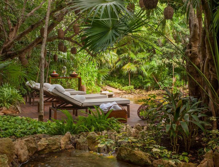 Rosewood Mayakoba <br>Riviera Maya, Mexico</em>