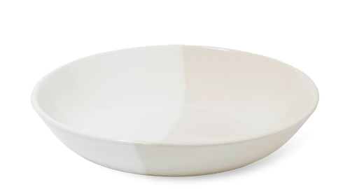 Richard Brendon Dipped Shallow Serving Bowl